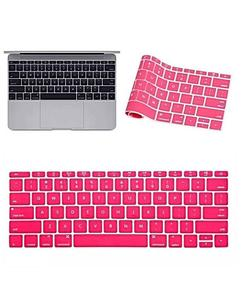 MacBook Laptop Keyboard Protector (Pattern 2) - Rose