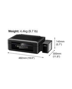L360-All-Inone Color Inkjet Photo Printer-4color-Black