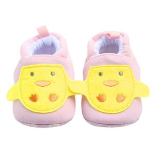 Baby Cotton Shoes Infant Cartoon Cute Soft Sole Shoes Toddler Walking Shoes