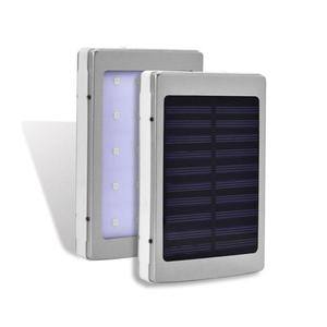 Solar Power Bank 30000Mah + 20 Led Panels