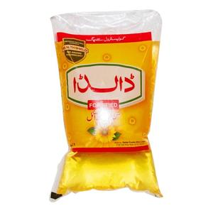 Dalda Sunflower Oil Pouch 1 ltr