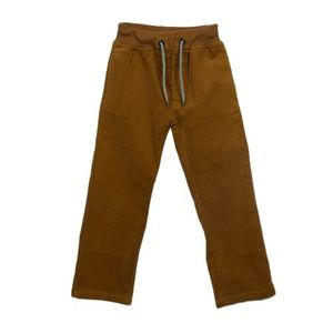 INC_DARK BROWN FASHION CHINO PANT TWILL