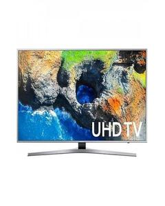 "Samsung 55"" UHD 4K Smart LED TV Series 7 with brand warranty - 55NU7100 - Black"