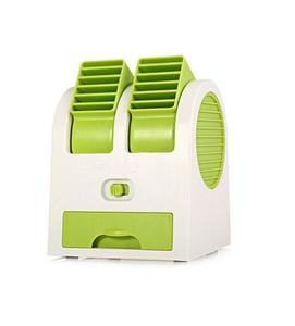 Mini Fan USB Portable Air Conditioner Cooler in Multi Colors