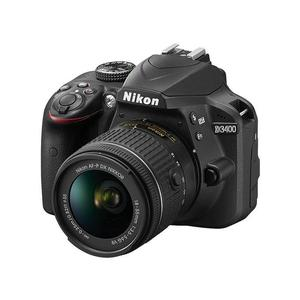 D3400 - DSLR Camera - 24.2 MP - Black