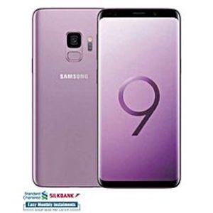 "Samsung Galaxy S9 - 5.8"" - 4GB RAM - 64GB ROM - Fingerprint Sensor - Lilac Purple"