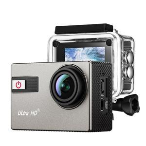 WiFi 4K Action Camera UHD 20MP with Sony IMX117 Exmor R CMOS Sensor
