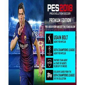 Pro Evolution Soccer 2018 Premium Edition Steam Cd Key