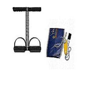 AnayaOriginal Sauna Belt Slimming Belt & Tummy Trimmer, Pack Of 2