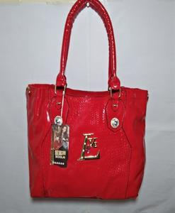 Fancy Red Handbag Women Girls Ladies Bag