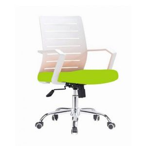 Torch A112 Office Chair - White and Green