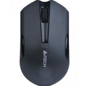 G3-200N - Wireless Optical Mouse - Metal Fleet - Black