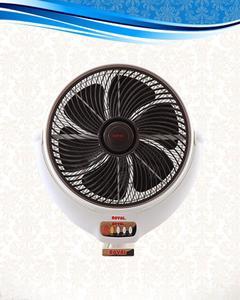 """Louver Bracket Fan - 14"""" - White"""