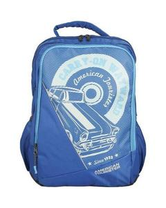 Pack of 2 - At Pop II Backpack + Pencil Case - Classic Blue