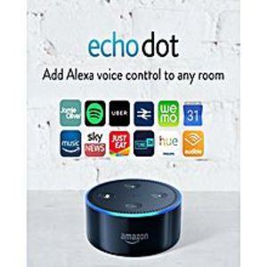 Amazon Amazon Echo Dot (2nd Generation), Black
