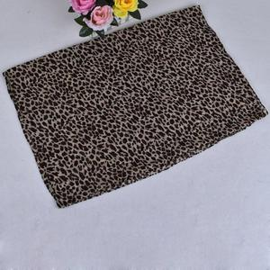 Fashion Women Long Soft Wrap Scarf Ladies Shawl Paris Yarn Leopard Print Scarves