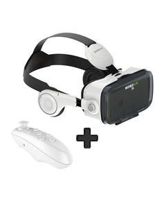 BOBOVR 3D Glasses VR Box with Headphone & Remote Z4 - White & Black