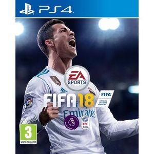 FIFA 18 - Standard Edition - Reg. 2 - PlayStation 4