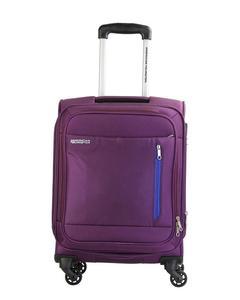 Niue Suitcase - 55cm - Purple