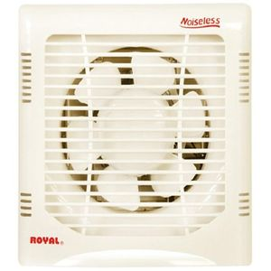 Royal Fans Plastic Noiseless Fan - Exhaust 12