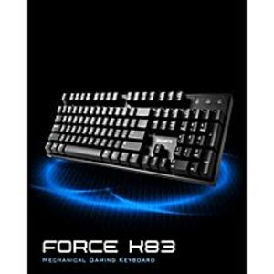 Gigabyet FORCE K83 mechanical gaming keyboard