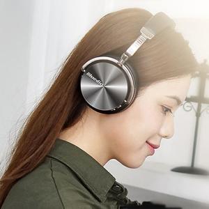 Bluedio  Turbine Active Noise Cancelling Wireless Bluetooth Headphones Headset