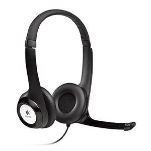 H390 - USB Headset - Black