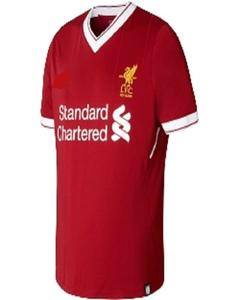 Liverpool Polyester Football Club Kit  - Red