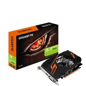 GIGABYTE Nvidia GeForce GT 1030 OC 2G Graphics Card 64Bit (GV-N1030OC-2GI)