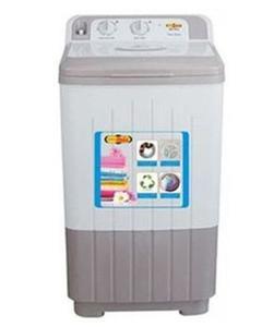 Super Asia SA-270 - Semi Automatic Washing Machine - 10 Kg - Grey
