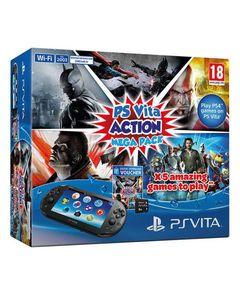 Sony PS Vita Action Mega Pack