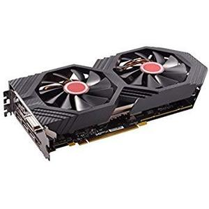 XFX Radeon RX 580 GTS XXX Edition 1386MHz OC+, 8GB GDDR5, VR Ready, Dual BIOS, 3xDP HDMI DVI, AMD Graphics Card  (3 Month Used)