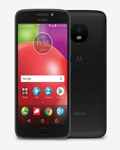 Motorola Moto E4 XT1767 Verizon (4G, 2GB RAM, 16GB ROM, Black, With Finger Print)