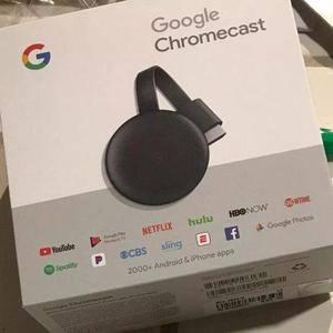 Original Google Chromecast 3rd Generation