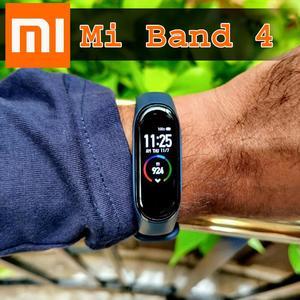 Xiaomi Mi Band 4 Smart Bracelet Heart Rate Fitness 135 mAh Color Screen Bluetooth 5.0 Black