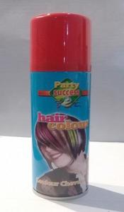 Party Success Hair Coloring Spray - Red 125ml