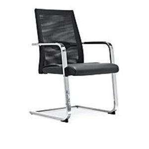 TorchCV-80 Senior Staff Visitor Chair Imported - Black