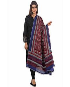 Multicolor Color Sindhi Ajrak FB-0350