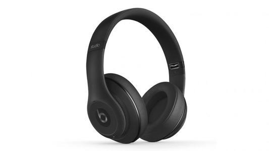 Beats Studio 2 Wireless Over‐Ear Headphones - Matte Black
