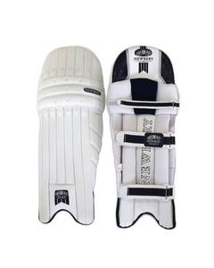 Cricket Batting Pads - White