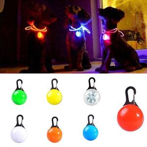 Dog Cat Pet Waterproof LED Flashing Night Safety Collar Light