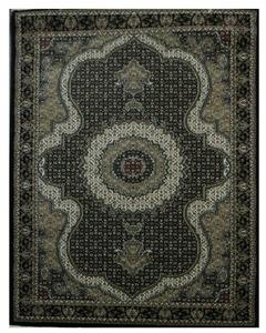 Heavy Traditional Rug - Synthetic - 4X6 - Green