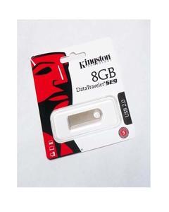 Kingston Data Traveler USB - 8 GB - DTSE9 - Silver