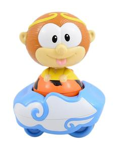 Pull Back Toy and Showpiece for Kids - Monkey