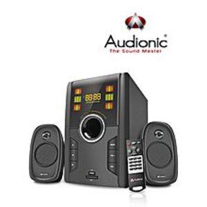 AudionicBluetooth Plus 2.1 Wireless Speaker Max 350 Bt - Black