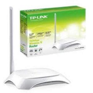 Tp-Link Wireless Router Tlwr720N - 720 Orignal Router Fully Packed