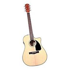 FenderSemi Acoustic Guitar With Bag,Strap,Picks