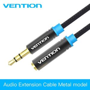 Vention B06 3.5mm Jack Male to Female Audio Stereo Aux Extension Cable