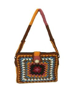 Multi Color Fancy Hand Bag