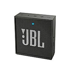 JBLGOBLK - Portable Wireless Bluetooth Speaker - Black